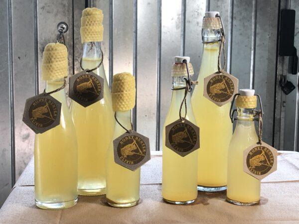 Honey Hunters Elexir - levande honung